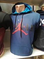 Кофта стильная спортивная с капюшоном на мальчика