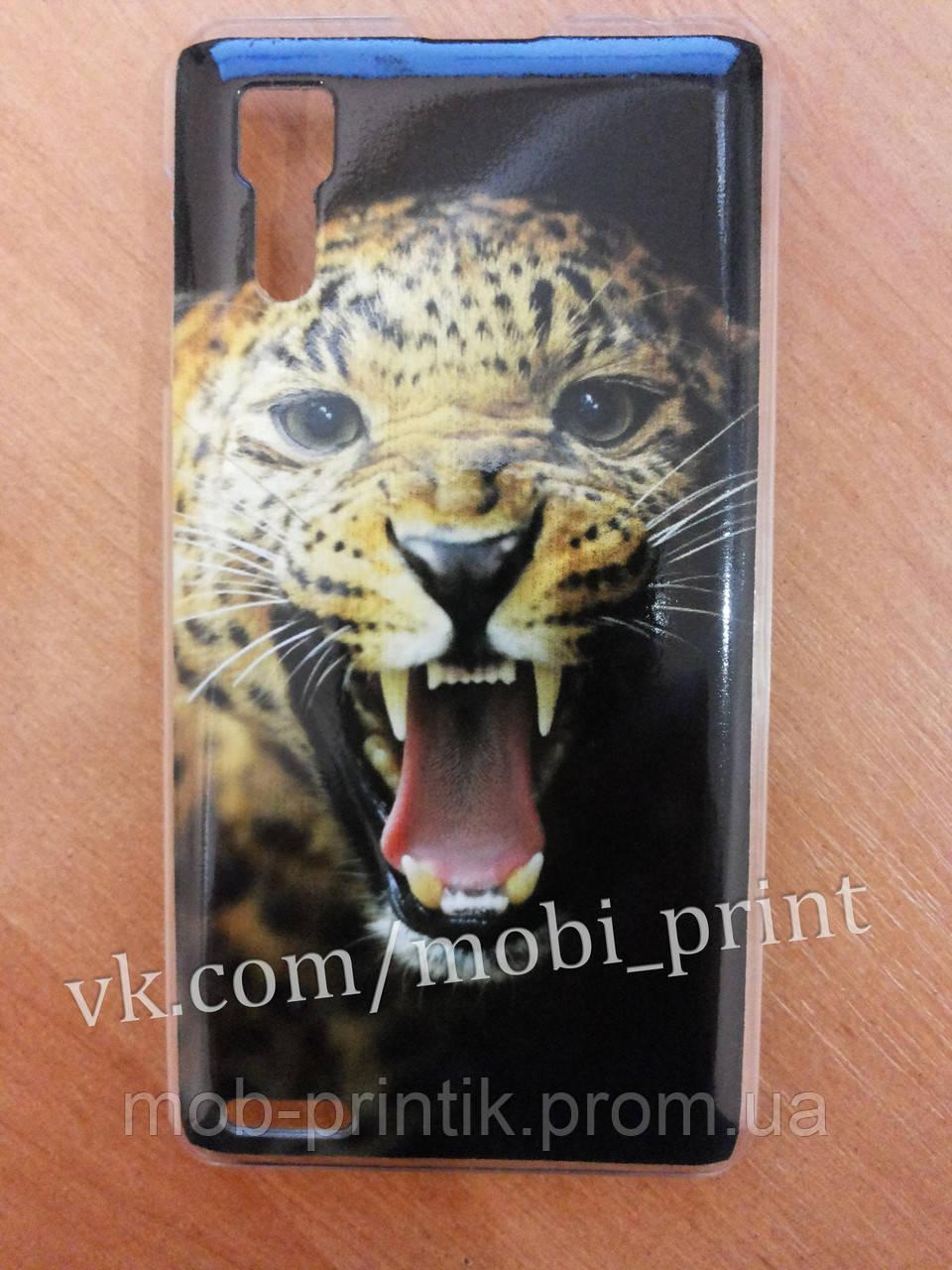 Чехол для Lenovo P780 (гепард), цена 139 грн., купить в Запорожье ... 49753433b8f
