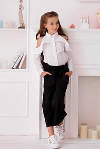 Рубашка LiLove 419 146 белый