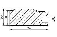 Профиль МДФ AGT 130