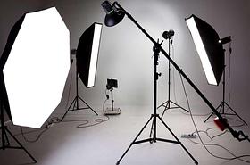 Оборудование для фото студий, мини - студии