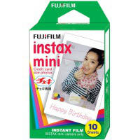 Кассеты FUJI Colorfilm Instax Mini Glossy х 2
