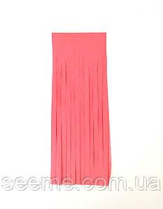 Бумажная гирлянда-кисточка из тишью «Coral Rose», набор из 5 шт.