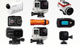 Экшн-камеры (action cameras)