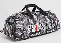Сумка-рюкзак GR1PS BAG DUFFEL BACKPACK 2.0 NIGHT CAMO