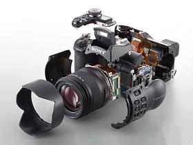 Корпусные детали для фотоаппаратов, объективов, вспышек