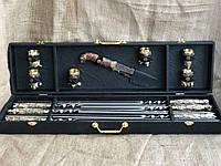 Набор шампуров в кейсе Люкс Nb Art 13 предметов 47330055