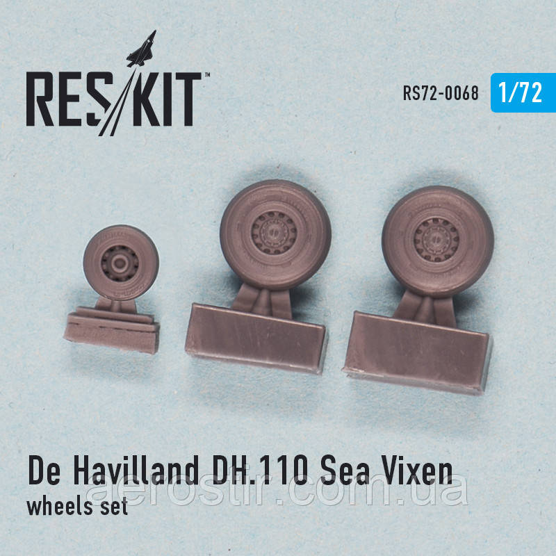 De Havilland DH.110 Sea Vixen 1/72 RES/KIT 72-0068