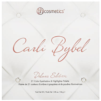 BH COSMETICS Carli Bybel Deluxe Edition, фото 2