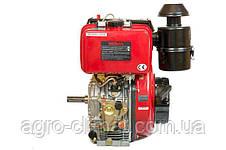 Двигатель Weima WM192FЕ дизель (14 л.с. эл.старт , вал шпонка, цилиндр сьемный), фото 3