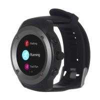 Фитнес устройства ERGO Sport GPS HR Watch S010 - Спортивные часы (Black)