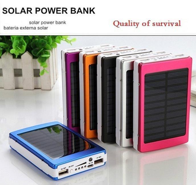 Power Bank Solar 49000 mAh LED Солар амч солнечный заряд Аккумулятор