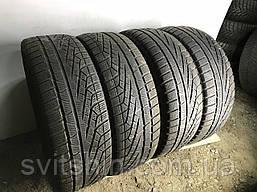 Шины бу зима 215/65R16 Pirelli Sottozero Winter 210 4шт 4,5-5,5мм