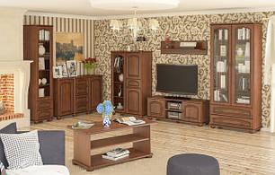 Класичні Меблі у вітальню Салма (вишня портофіно)
