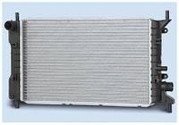 Радиатор охлаждения Ford Escort 1994-1995 (1.4) 500*320мм по сотах