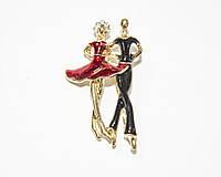 Брошь Бальные Танцы