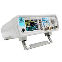 JDS6600 - 15МГц Двухканальный Генератор произвольных форм сигналов, Частотомер 100МГц