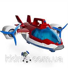 Щенячий патруль Самолет спасателей со светом и звуком и Робопес Paw Patrol Spin Master