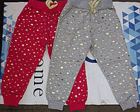 Спортивные штаны для девочки от 2 до 6 лет