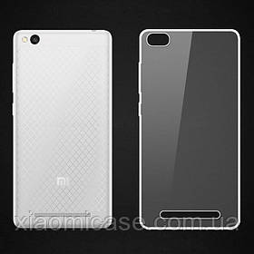 Ультратонкий 0,3 мм чехол для Xiaomi Redmi 3 (прозрачный)