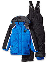 Зимний раздельный синий комбинезон iXtreme(США) для мальчика 12мес