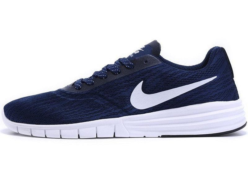 ba62a6e3 Мужские Кроссовки Nike Paul Rodriguez 9 Blue /White — в ...