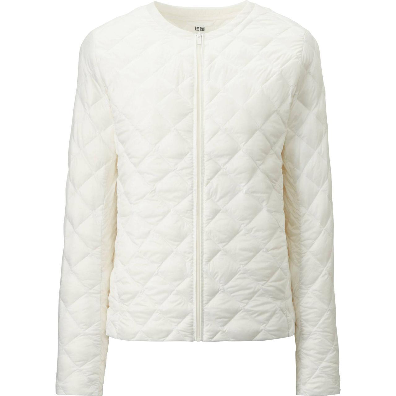 Куртка Uniqlo Women Ultra Light Down Compact WHITE