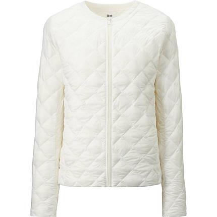 Куртка Uniqlo Women Ultra Light Down Compact WHITE, фото 2