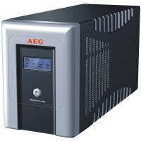 VAD/ИБП AEG UPS ProtectA 1000VA/600WLCD(tel,fax,modem,network) Источник бесперебойного питания