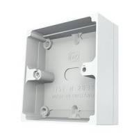 Настенная абонентская коробка MOLEX Surface Box UK 1G 28mm, белый
