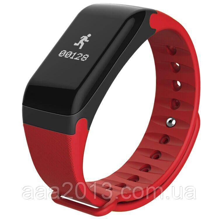 d5eaf756 ... фото Фитнес браслет F1 , пульсометр, тонометр, умные смарт часы,  шагомер давление, ...
