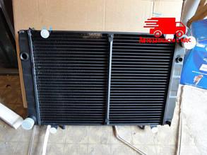 Радиатор водяного охлаждения ГАЗ 3302 (3-х рядн.) (под рамку) медн.(TEMPEST). 330242-1301010-01С. Ціна з ПДВ.