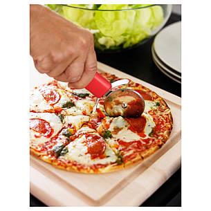 СТЭМ Нож для нарезания пиццы, пиццерезка, красный 002332502 IKEA, ИКЕА, STÄM, фото 2
