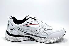 Кожаные белые кроссовки Bona, мужские (Бона), фото 3