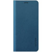 Чехол для сматф. ARAREE for Samsung A8/GP-A530KDCFAAC Flip Wallet (Ash blue)