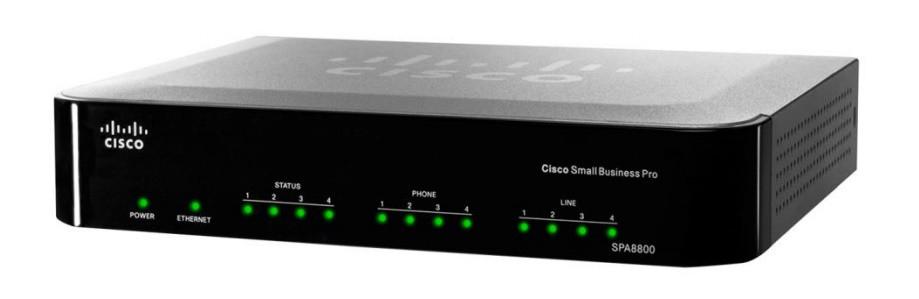 FXS FXO gateway Cisco SPA8800