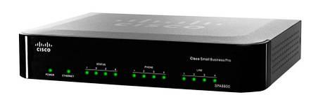 FXS FXO шлюз Cisco SPA8800, фото 2