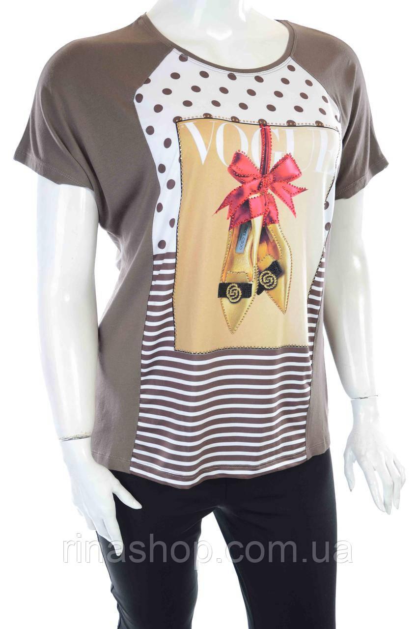 Женская футболка 6063