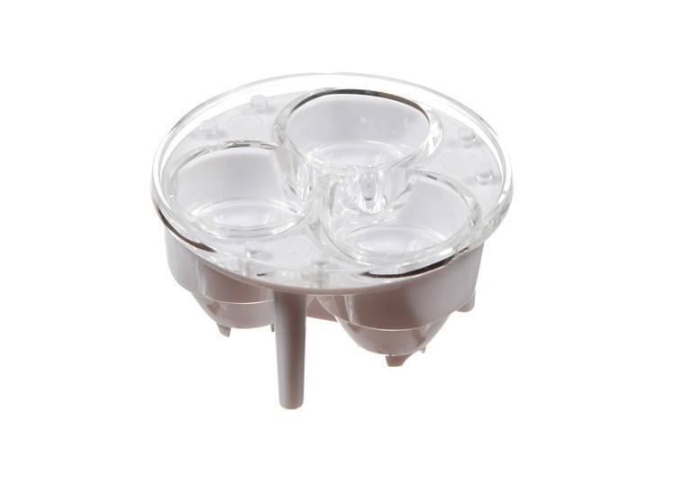 Линза LED Lens 1-3W 60°
