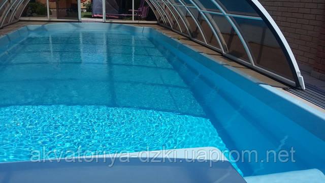 Качество композитных бассейнов производства Акватория-ДЗКИ