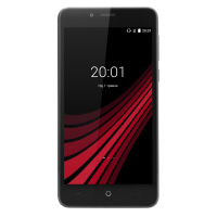 Смартфон ERGO B501 Maximum Dual Sim (черный)