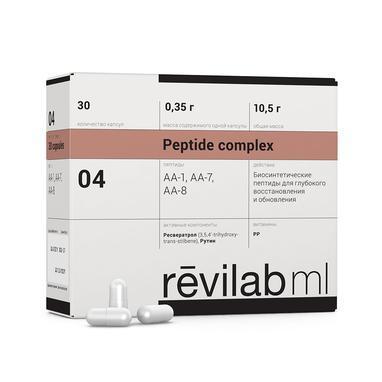 Revilab ML 05 (н) для дихальної системи (БАД)