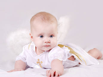 Одежда для крещения, аксессуары