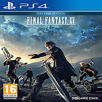 Final Fantasy XV SUB PS4 (Б/У)