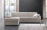 Раскладной диван JIM с ортопедическим матрасом 160 см фабрика Felis (Италия), фото 3