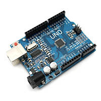 Arduino Uno ATmega328P-AU USB AVR ATMEGA8U2 плата | код: 10.02109