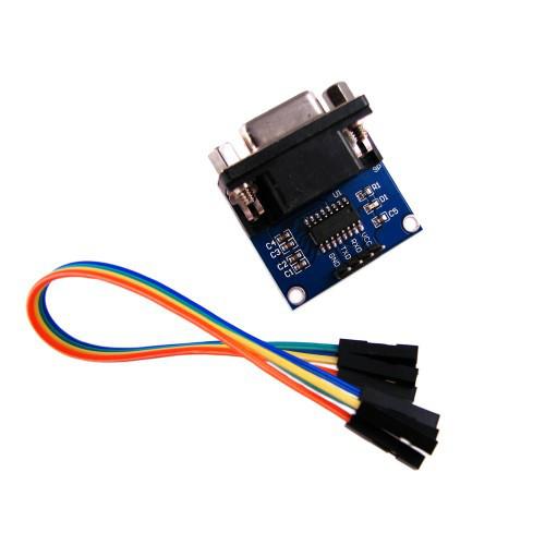 RS232 - TTL конвертер плата Max232 модуль atmega16 2000-02159