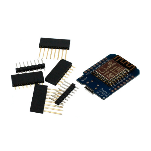 Wemos D1 mini WiFi на базе ESP8266, плата Arduino 2000-03741