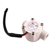 Датчик расхода воды G 1/2 расходомер для Arduino 2000-02549