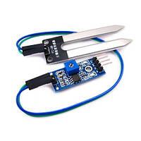 Гигрометр, датчик влажности почвы, модуль Arduino 10.02167